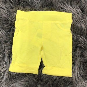 Epic Threads Girl's Shorts:  Yellow | Various Size